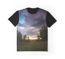 Break of Light Graphic T-Shirt