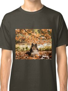 Sheltie Dog Classic T-Shirt