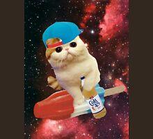 rocket pop cat Unisex T-Shirt