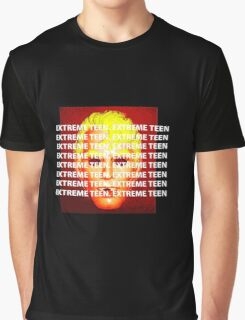 EXTREME TEEN LONDON DOVER BOY BAND XXX Graphic T-Shirt