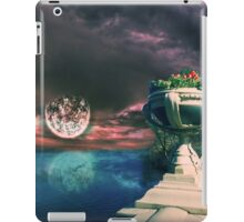 Out of dark comes light iPad Case/Skin