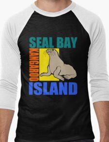 SEA LIONS-KANGAROO ISLAND Men's Baseball ¾ T-Shirt