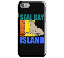 SEA LIONS-KANGAROO ISLAND iPhone Case/Skin