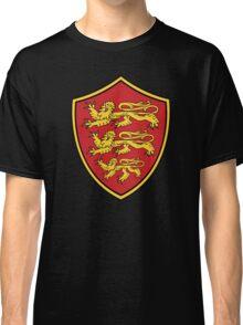 Richard the Lion Heart Heraldry Classic T-Shirt