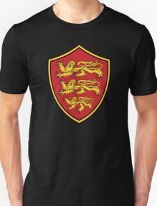 Richard the Lion Heart Heraldry Unisex T-Shirt