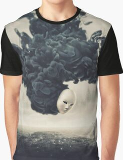 The Selfie A Dark Surrealism Graphic T-Shirt