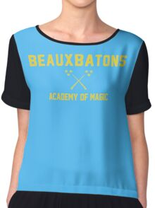 Beauxbatons - Magic Chiffon Top