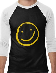 Smile if You're Bored Men's Baseball ¾ T-Shirt