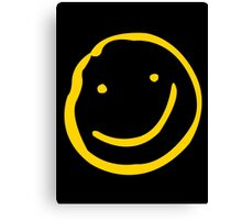 Smile if You're Bored Canvas Print