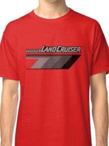 Land Cruiser body art series, grey arrows.  Classic T-Shirt