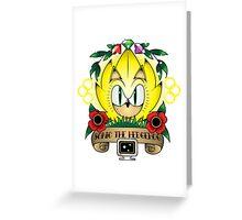 SAILOR TATTOO Greeting Card