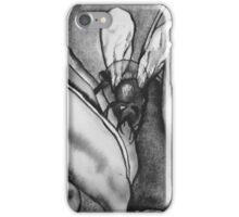 Bee on Flowers iPhone Case/Skin