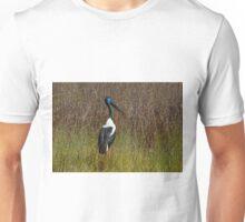 Wetland Colour And Texture Unisex T-Shirt