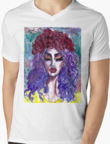 Party - Adore Delano Mens V-Neck T-Shirt