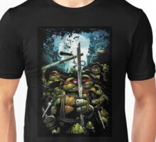 Teenage Mutant Ninja Turtles - TMNT Retro Unisex T-Shirt