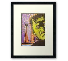 Frankie Framed Print