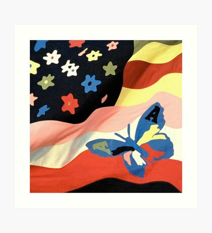The Avalanches - Wildflower Art Print
