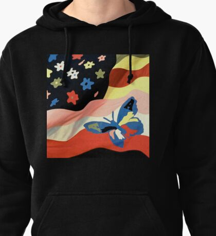 The Avalanches - Wildflower Pullover Hoodie