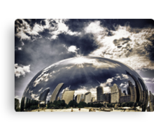 Chicago Afloat Canvas Print