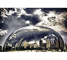 Chicago Afloat Photographic Print