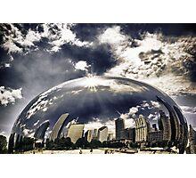 Chicago Afloat Photographic Print