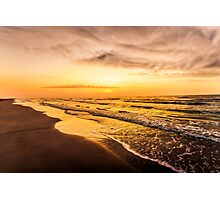 Sunrise at the Beach Photographic Print