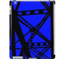 Railroad Beams Ink iPad Case/Skin