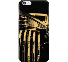 Old Truck (Bonus Image The Railroad Collection) iPhone Case/Skin