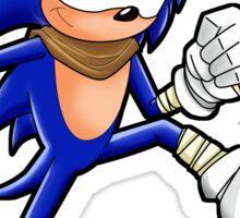 Sonic Boom Adventure Sticker