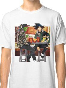 Goku, Piccolo and Gohan at McDonalds Classic T-Shirt