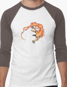 Infernape Men's Baseball ¾ T-Shirt