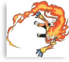 Infernape Canvas Print