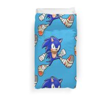 Sonic Boom Adventure Duvet Cover