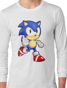Classic Sonic the Hedgehog Long Sleeve T-Shirt