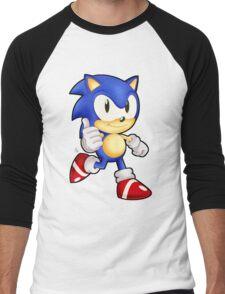 Classic Sonic the Hedgehog Men's Baseball ¾ T-Shirt