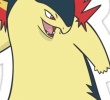 Typhlosion Sticker