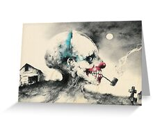 Scary Stories to tell in the dark  Greeting Card