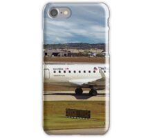 Embraer ERJ-170-100SE Shuttle America in San Antonio iPhone Case/Skin