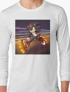 Sonic Boom: Shadow the Hedgehog Long Sleeve T-Shirt