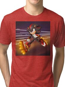 Sonic Boom: Shadow the Hedgehog Tri-blend T-Shirt