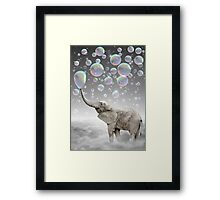 The Simple Things Are the Most Extraordinary (Elephant-Size Dreams) Framed Print