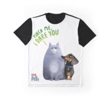 The Secret Life Of Pets Chloe And Buddy Graphic T-Shirt