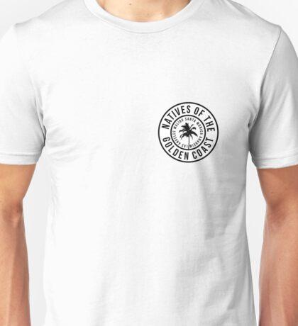 Natives of the Golden Coast Unisex T-Shirt