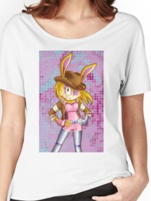 Bunnie Rabbot on Sonic Boom: Southern Style Women's Relaxed Fit T-Shirt