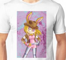 Bunnie Rabbot on Sonic Boom: Southern Style Unisex T-Shirt