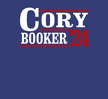 Cory Booker 2024 Womens Fitted T-Shirt