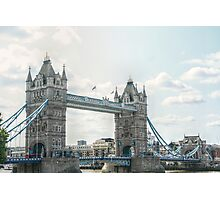 The Tower Bridge Photographic Print