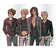 Punk Marauders Poster