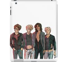 Punk Marauders iPad Case/Skin