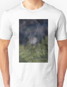 INTO THE LIGHT and Beyond © Vicki Ferrari Unisex T-Shirt